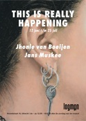 This Is Really Happening met Jhonie van Boeijen en Jans Muskee